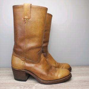 Gorgeous Double H Vintage Campus Boots